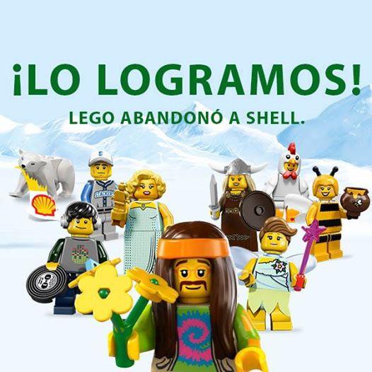 Lego y Shell
