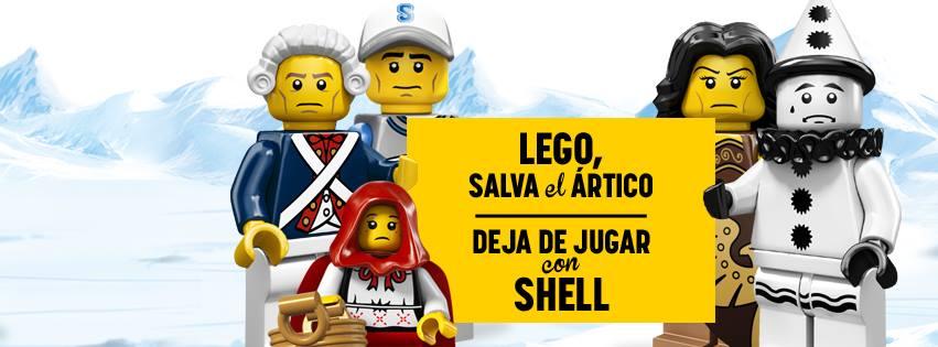 Lego salva el ártico