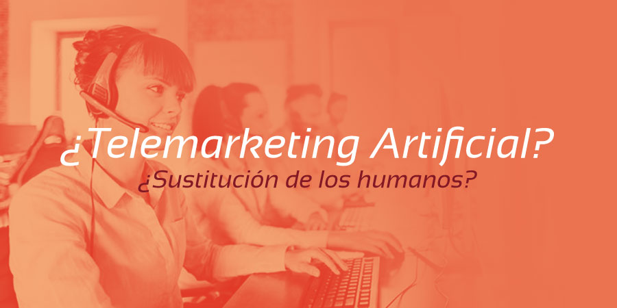 telemarketing artificial
